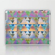 Triangular Laptop & iPad Skin