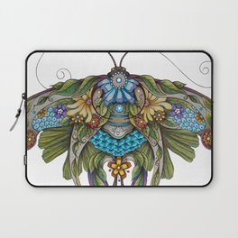 Botanical Butterfly No. 1 Laptop Sleeve