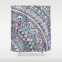 Flow State Shower Curtain