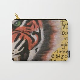 The Tyger  Carry-All Pouch