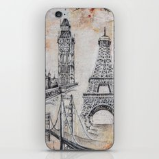 Wounderlust iPhone & iPod Skin