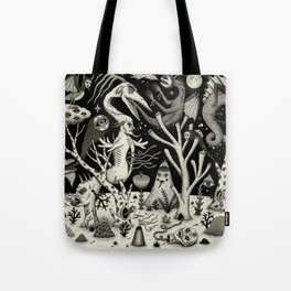 Out of the Thicket Tote Bag