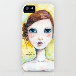 True Beauty by Kylie Fowler iPhone Case