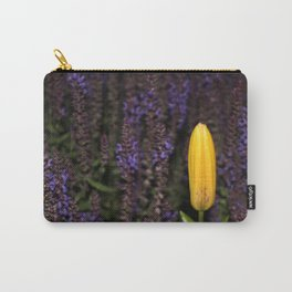 Unbloomed Lily Carry-All Pouch