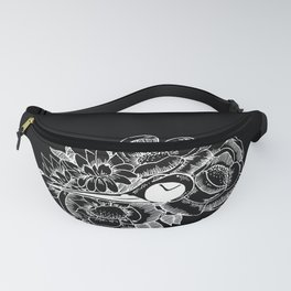 The spring is dead Fanny Pack