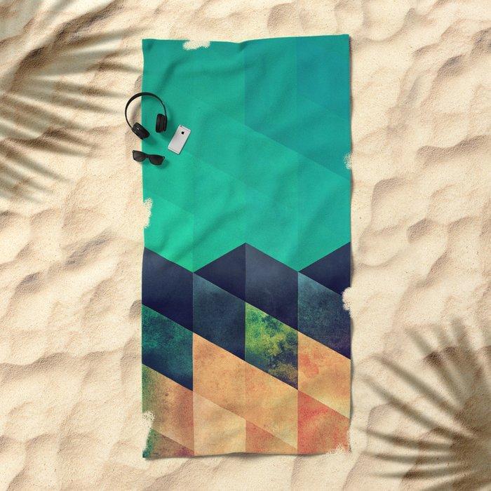 2styp Beach Towel