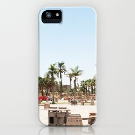 Temple of Luxor, no. 24 iPhone Case