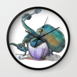Relaxation Wall Clock
