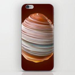 Steamed Egg iPhone Skin