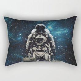 Space Traveller Rectangular Pillow