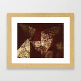 Bicho Papão Framed Art Print