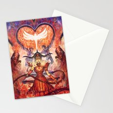 Twisted Lovers Stationery Cards
