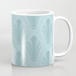 Mid-Century Modern Shell Coffee Mug