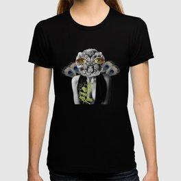 Dark Creature Collage T-shirt