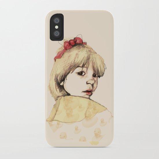 Ana iPhone Case