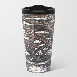 Waves of Roasted Goodness Travel Mug