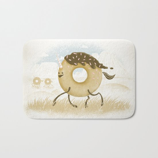 Mr. Sprinkles Bath Mat