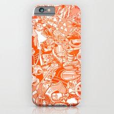 explosion! iPhone 6s Slim Case