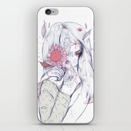 Often times I wish for Kindness to fine-tune my life iPhone Skin