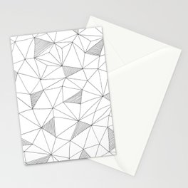 hand-drawn pattern no 6 Stationery Cards