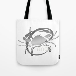 Cancer the Crab - Zodiac Sign Tote Bag
