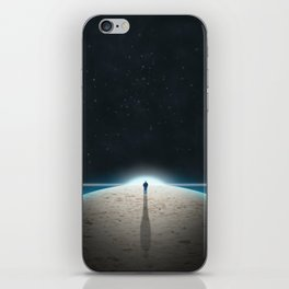 The Sandplanet iPhone Skin