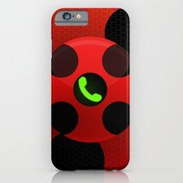 Ladybug Compact Communicator iPhone Case