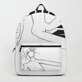 Feet So Sweet by riendo Backpack