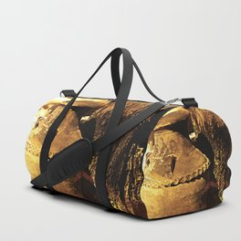 Ancient Jar Duffle Bag