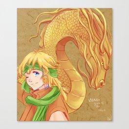 Zeno - Yona of the Dawn Canvas Print