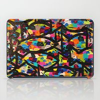 trout iPad Cases featuring Rainbow Trout by Jordan Luckow