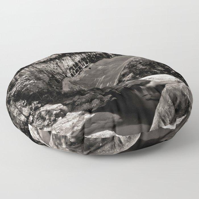 Little Crystal Creek Floor Pillow