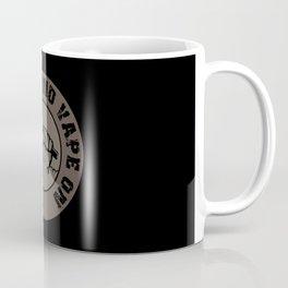 Vape Design For E Cig Lovers Coffee Mug