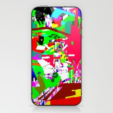 RGB XYZ iPhone & iPod Skin