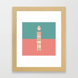 Pantless Project / i-Butt Framed Art Print