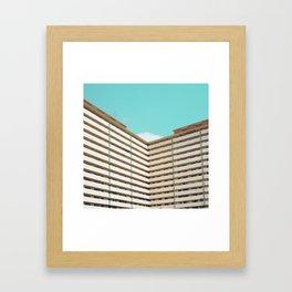 HDB 3 Framed Art Print