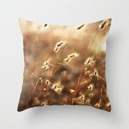 Fields Of Glory Throw Pillow