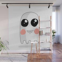 Ghost Wall Mural