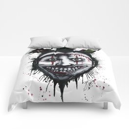 The Horror of Twisty The Clown Comforters