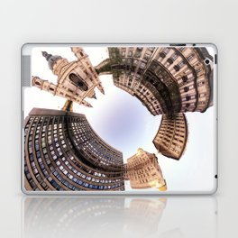 Holey planet with Basilica Laptop & iPad Skin