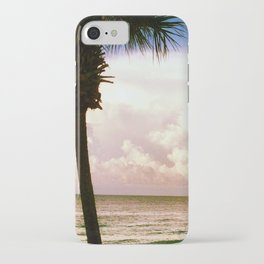 Tropical Day iPhone Case