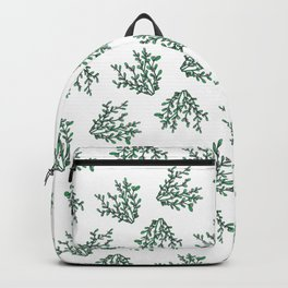 White berry plant Backpack