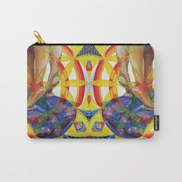 Supported Carry-All Pouch