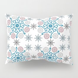 Musical repeating pattern No.2, Collection No.1 Pillow Sham