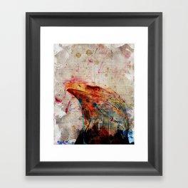 the bill Framed Art Print