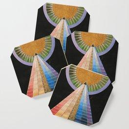 Hilma af Klint, Altarpiece Coaster
