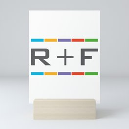 RF Consultant Skin-Care Mini Art Print