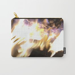 Blue Flame Carry-All Pouch