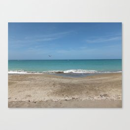 Florida Treasure Coast Canvas Print