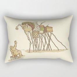 THE TEMPTATION Rectangular Pillow